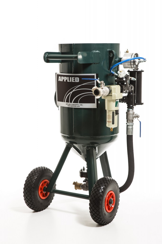 40 Litre Blast Machine | Applied Concepts LTD