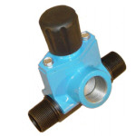 Fina Abrasive Control Valve | Applied Concepts LTD