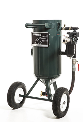 140 Litre Blast Machine | Applied Concepts LTD