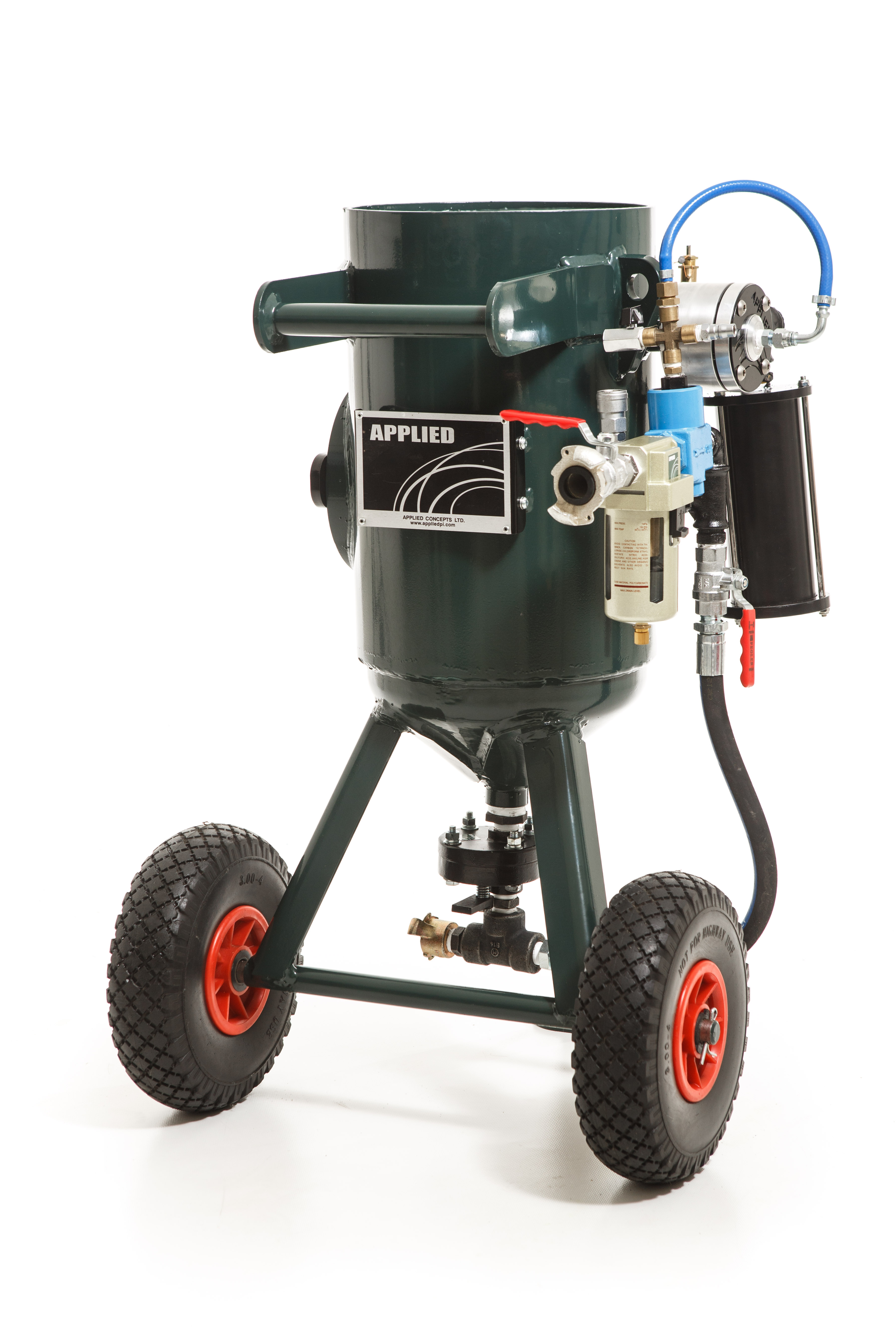 20 Litre Blast Machine | Applied Concepts LTD