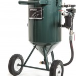 200 Litre Blast Machine | Applied Concepts LTD