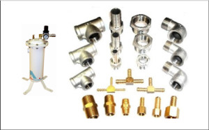 Compressed Air Hose Fittings | Applied Concepts LTD